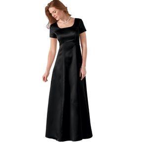 Black Choir Concert Attire Dress